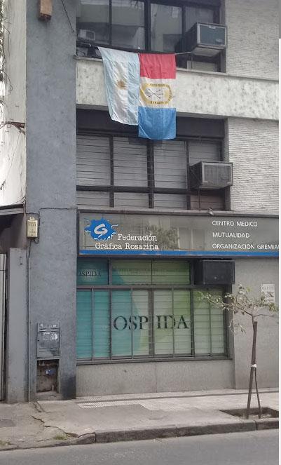 Sede de la Federación Gráfica Rosarina.