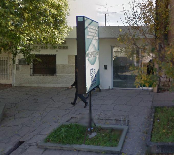 Sede del Sindicato de Artes Gráficas del Chaco.
