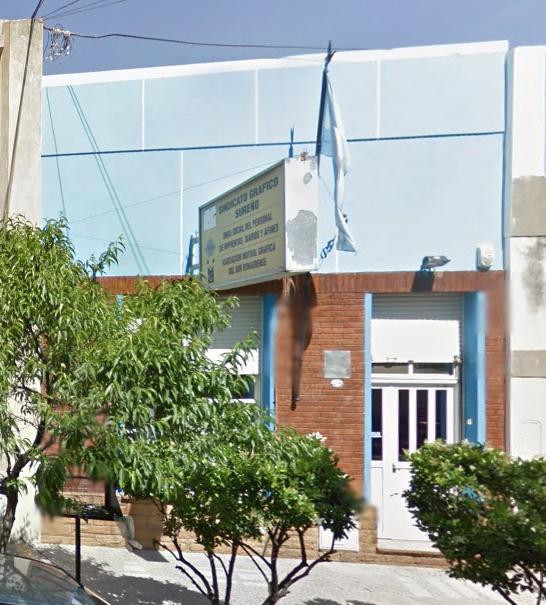 Sede del Sindicato Gráfico Sureño.