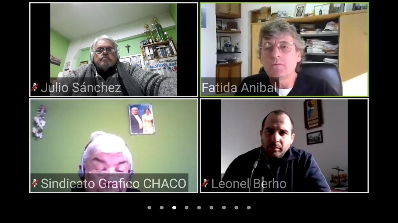 charla virtual FATIDA y UNI