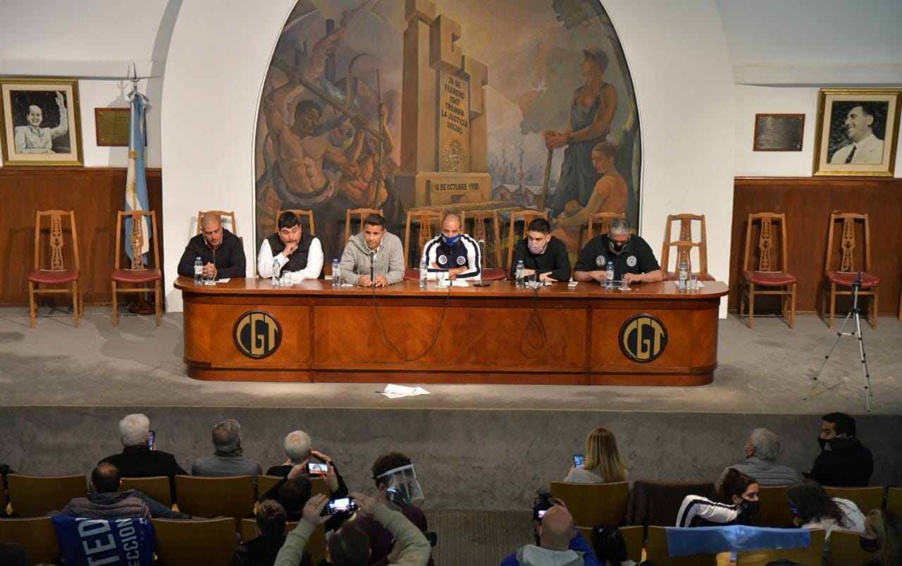 FATIDA estuvo presente en el Plenario Nacional de la CGT, en el Día Internacional de la Juventud